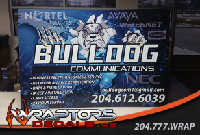 bulldog-communications-sign