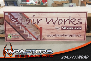 woodland-stairworks-dibond-sign
