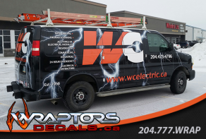 werham-crowe-electric-van-wrap