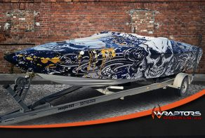 Boat custom graphics