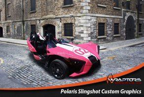 Polaris Slingshot Custom Graphics